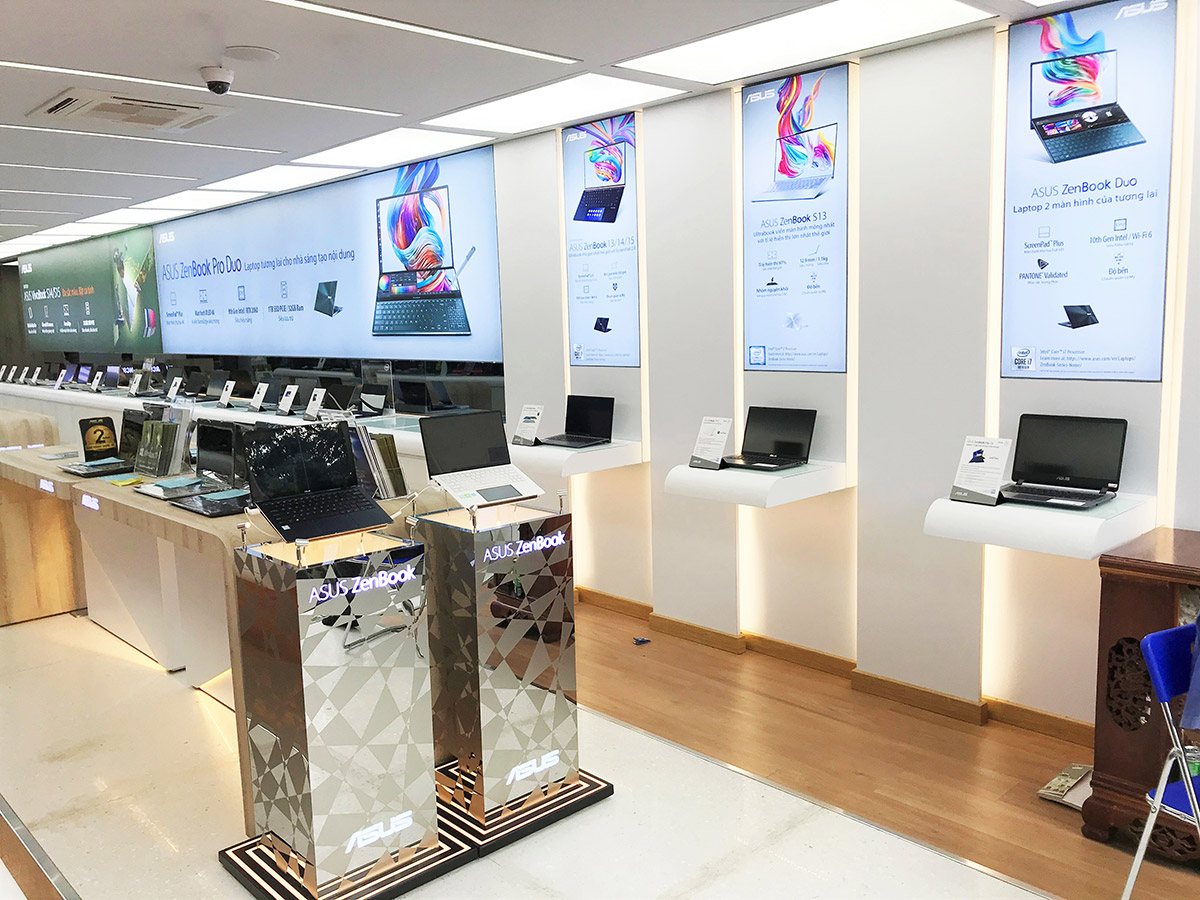 ASUS Exclusive Store - Central Chaengwattana