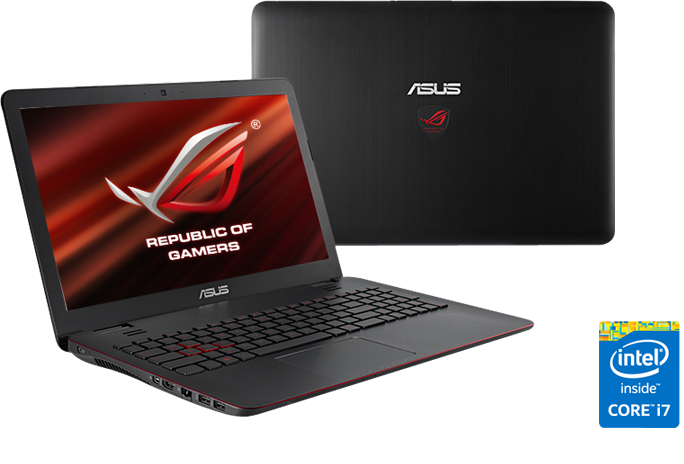 Asus G551JK Core i5 4200H 8GB 1TB 15.6