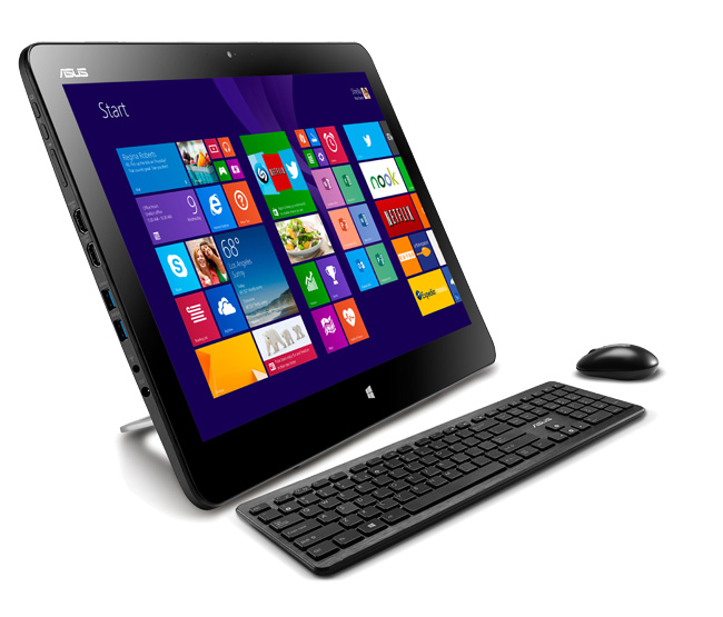 ASUS Announces PT2001 Portable All-in-One PC