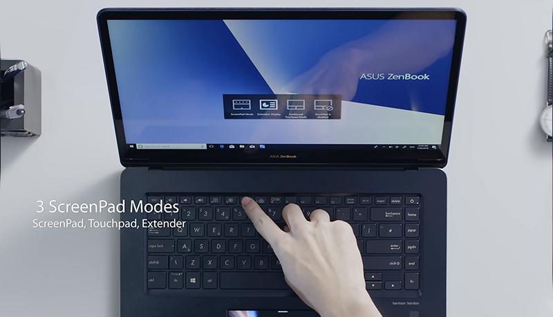 Resultado de imagen para ASUS ZenBook 15