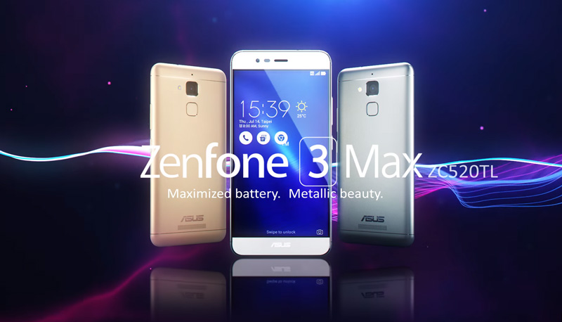 ZenFone 3 Max (ZC520TL)  Phone  ASUS Global
