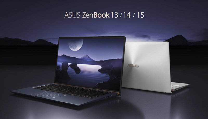 ASUS ZenBook 14 UX433FN | Laptops | ASUS Colombia