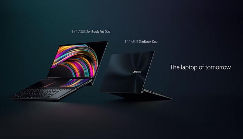ASUS ZenBook Duo | Laptops | ASUS