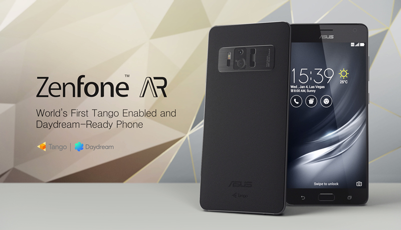 Asus Zenfone AR will launch in India