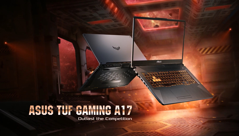 ASUS TUF Gaming A17 | Laptops | ASUS Global