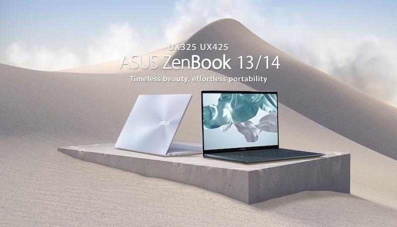 keunggulan asus zenbook ux325 dan ux425