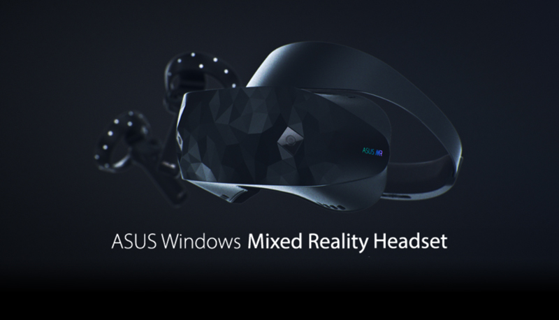 ASUS Windows Mixed Reality Headset (HC102) | Headset | ASUS