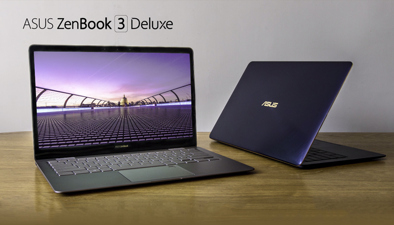ASUS ZenBook 3 Deluxe UX490UA | Laptops | ASUS Global