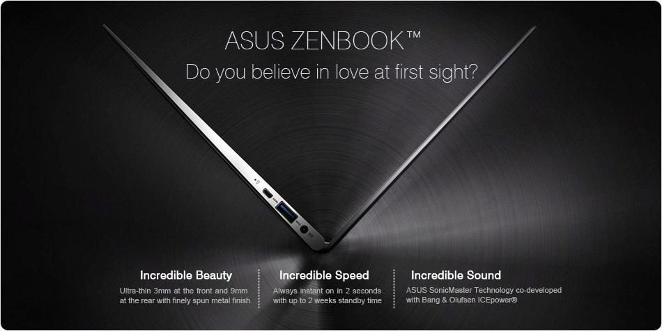 Zenbook Asus