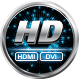 HDMI & DVI Outputs