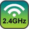 Fast 2.4 GHz