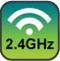 Fast 2.4 GHz