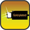 Gold-plated Plug