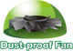 Dust-proof Fan