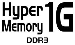 HM1GB DDR3 Memory