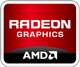 AMD® Radeon™-Grafik