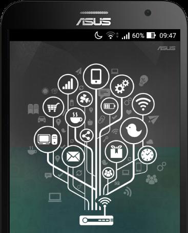 De ASUS Router-app maakt uw verbonden leven gemakkelijker