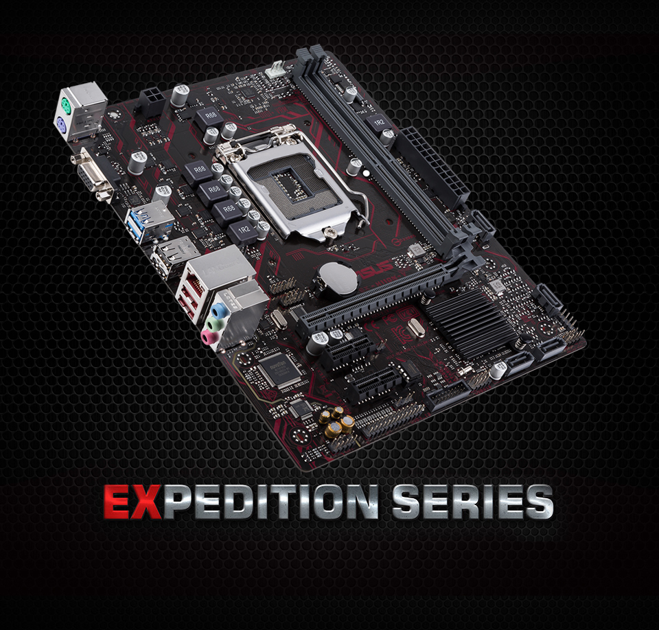 Ex H110m V Motherboards Asus Philippines Mainboard Buildup Lga 775 Ddr3 Built For Non Stop Action