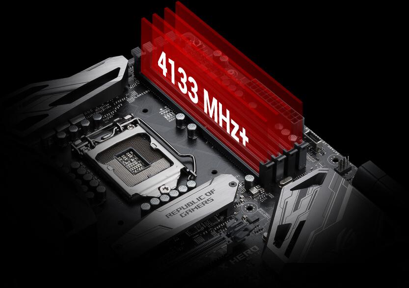ROG MAXIMUS X HERO (WI-FI AC) | Motherboards | ASUS USA