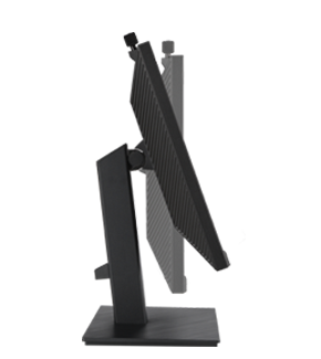 Because its ergonomic stand offers tilt, swivel, pivot, and height adjustments, BE24EQSK provides a superb range of viewing options for increased productivity and comfort.