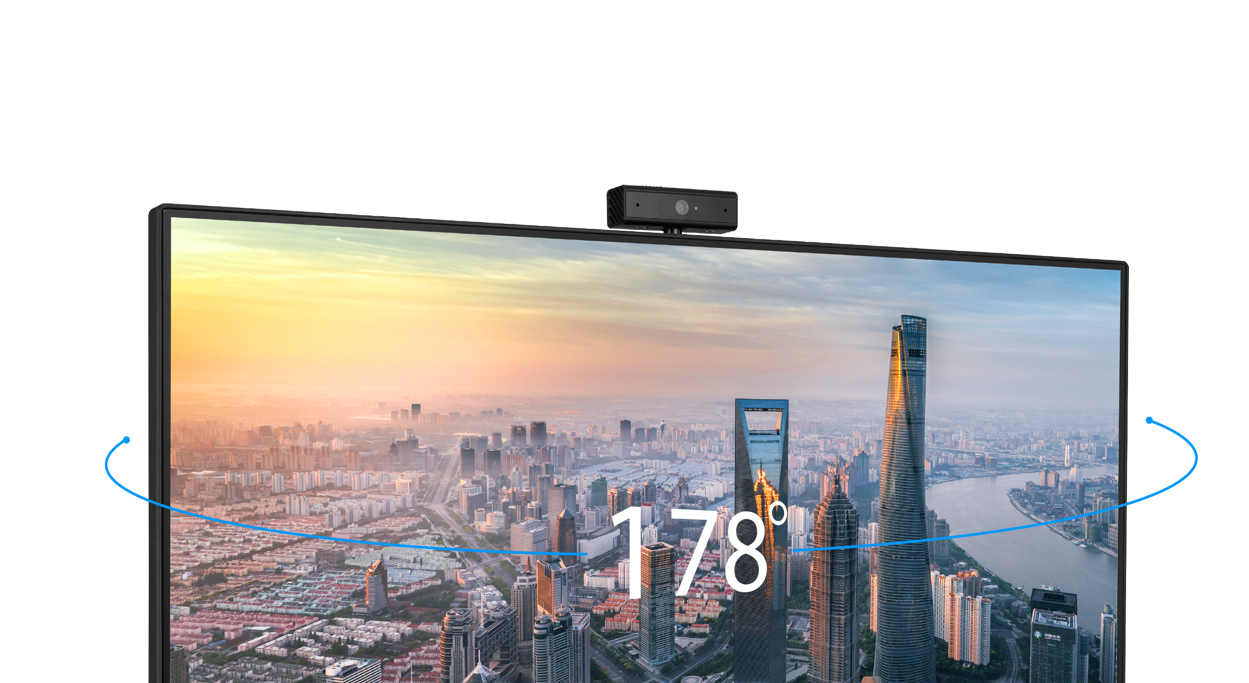 BE24EQSK offers Full HD resolution to deliver stunning clarity.