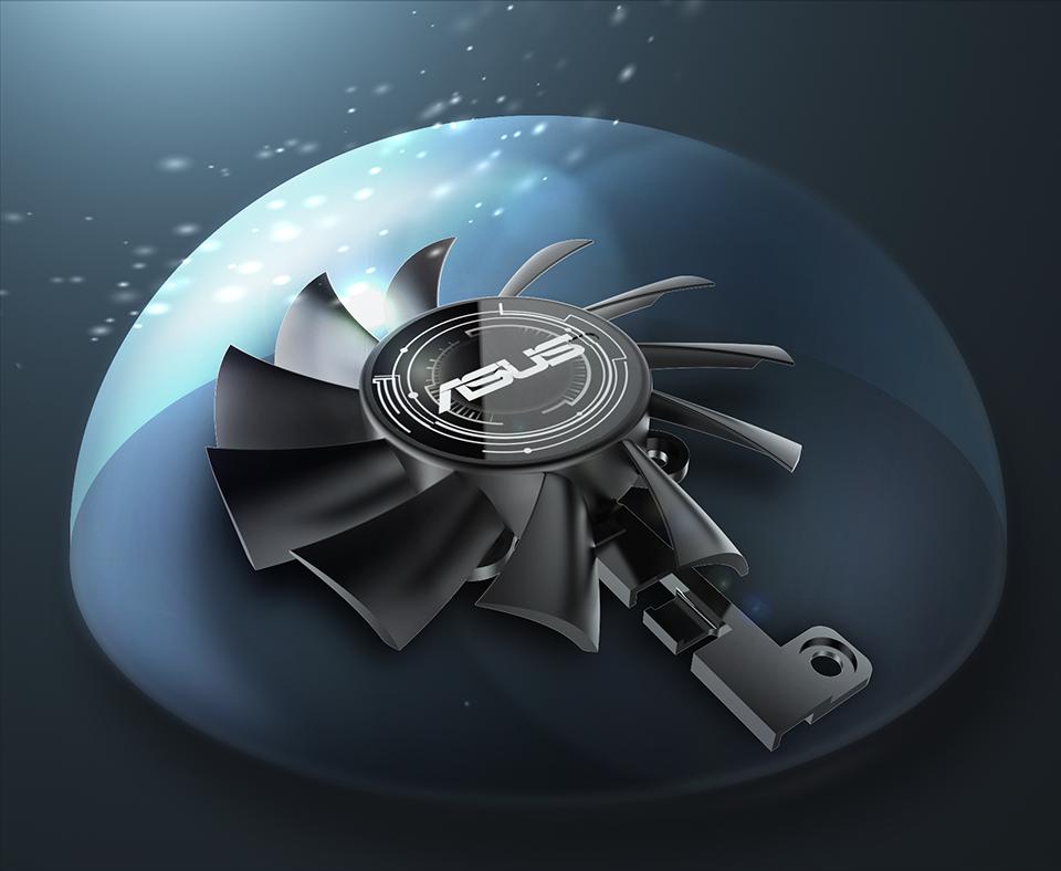 ASUS Dual GeForce GTX 1660 Ti 6GB GDDR6 - OC Edition (DUAL-GTX1660TI-O6G) 3