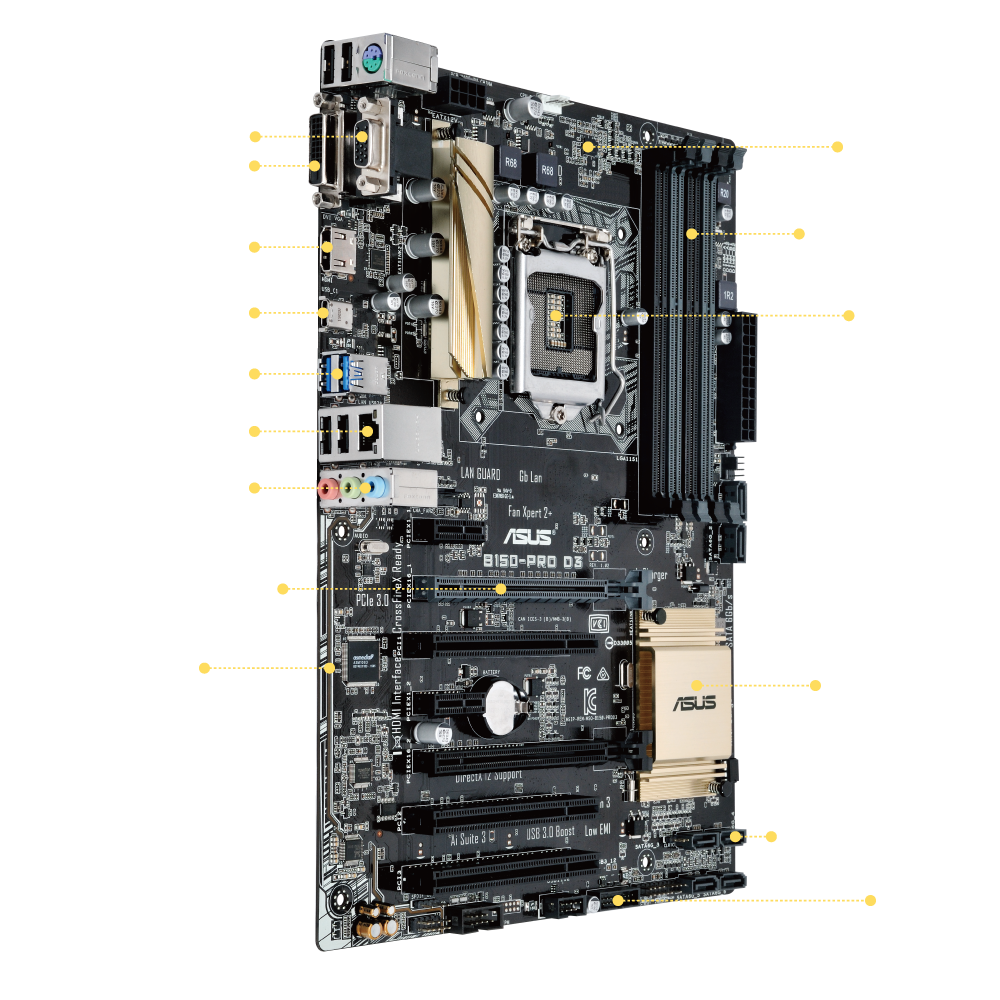 ASUS B150-PRO D3 Driver for Mac Download