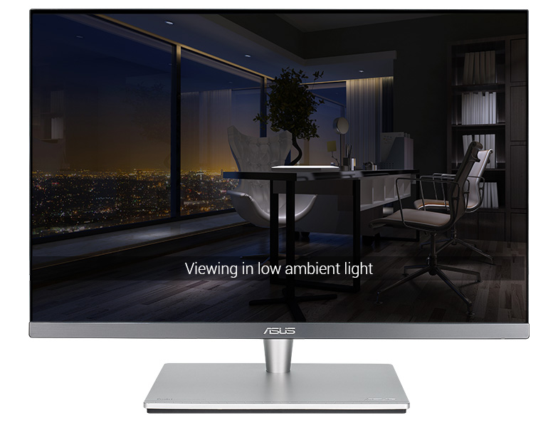 ASUS Blue Light Filter protects viewers from harmful blue-light