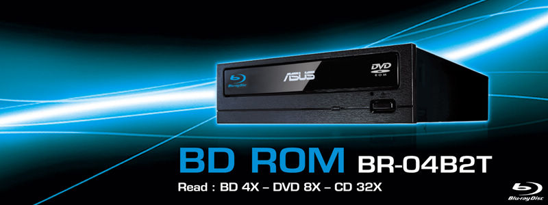 Asus BR-04B2T BD-ROM Driver for Mac