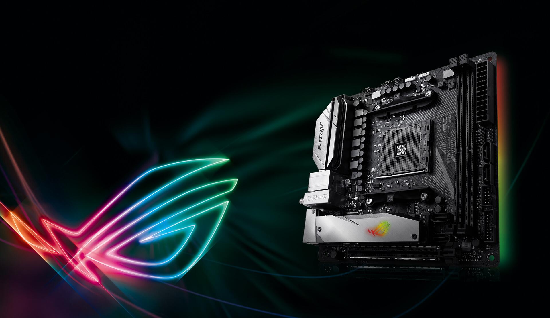 ROG STRIX B350-I GAMING | Motherboards | ASUS USA
