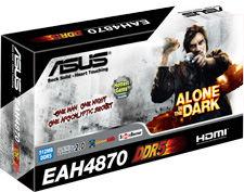 Asus EAH4870 Download Drivers