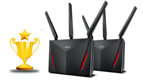 AiMesh AC2900 WiFi System provides better solution and performance than rival mesh systems