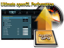 Ultimate Graphics Performance with NVIDIA® Quadro® GPUs