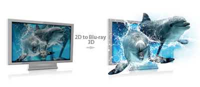 2D to 3D DVD Conversion