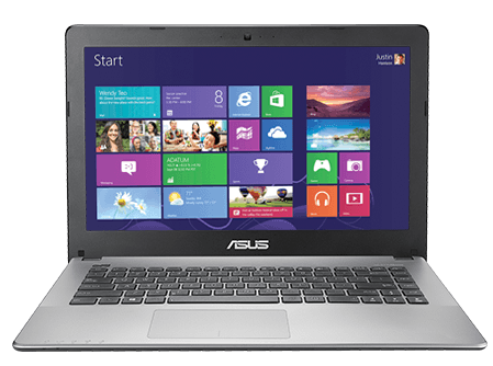 ASUS X450LA Drivers for Mac