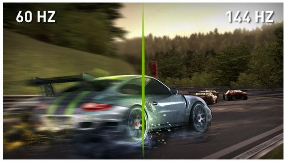 -Best-selling 144Hz Gaming-Monitor- 144Hz vs 60Hz Vergleich