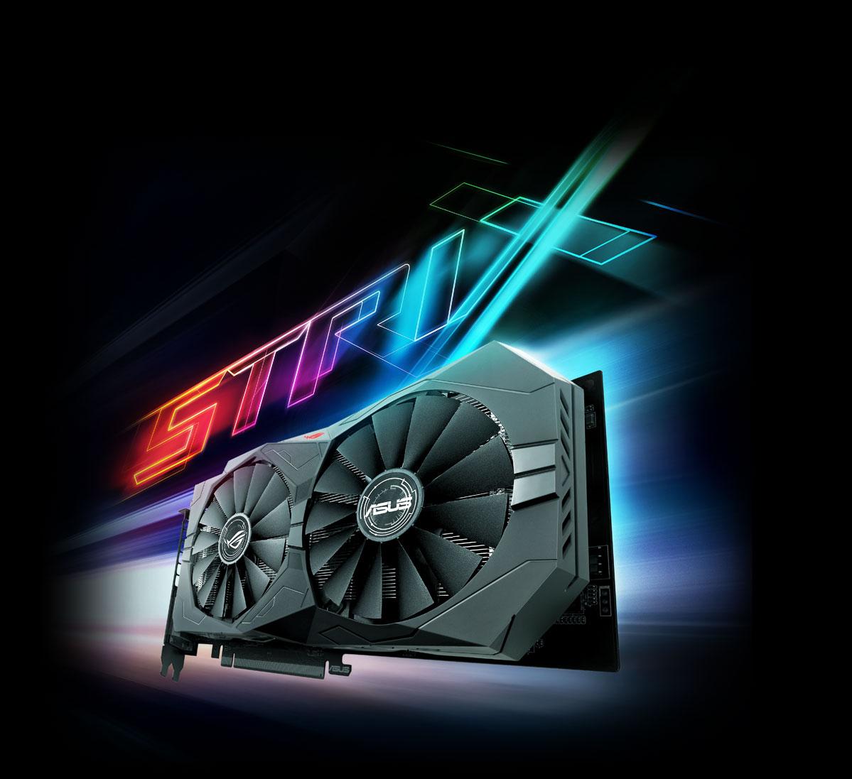 ROG-STRIX-RX570-4G-GAMING | Graphics Cards | ASUS Global