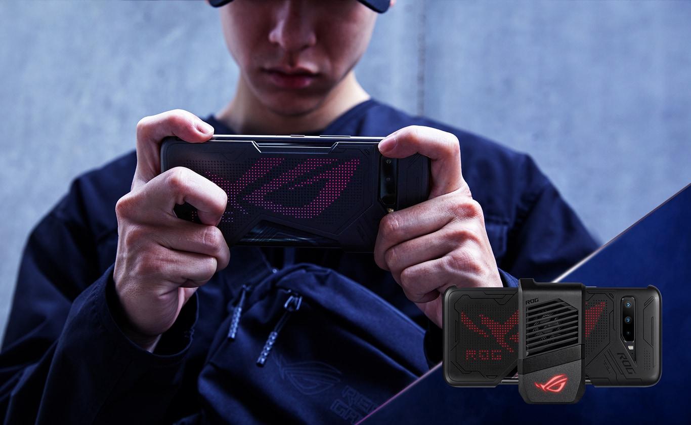 Asus ROG Phone 3 强势登场:外形更为内敛,硬核威力不减 28