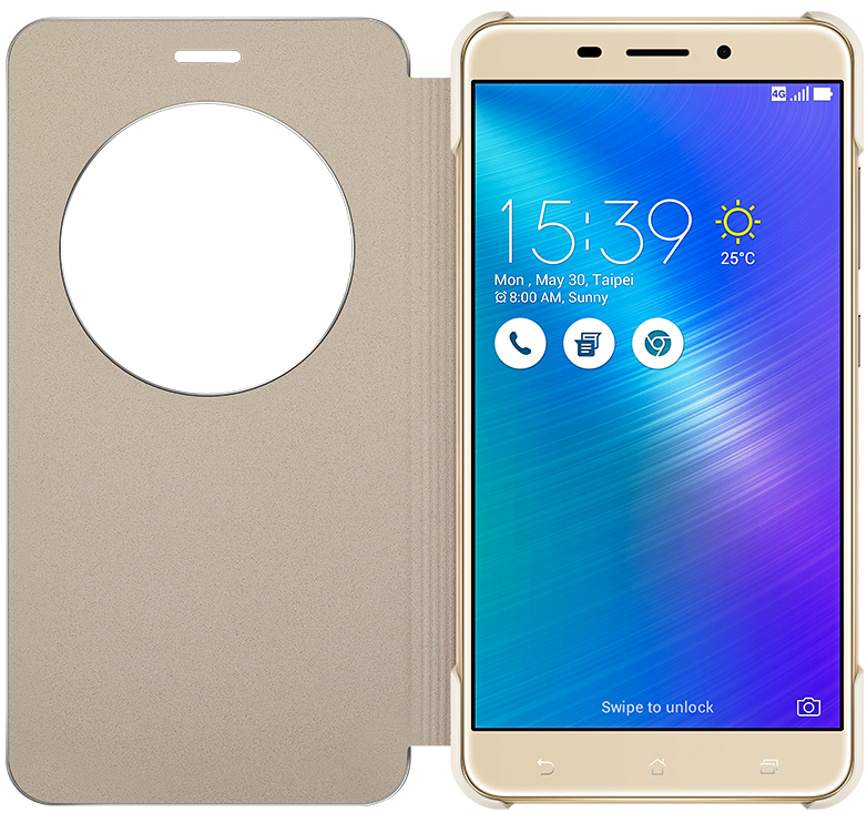 outlet store 98a97 68eed ZenFone 3 Laser View Flip Cover (ZC551KL) | Phone Accessories | ASUS USA