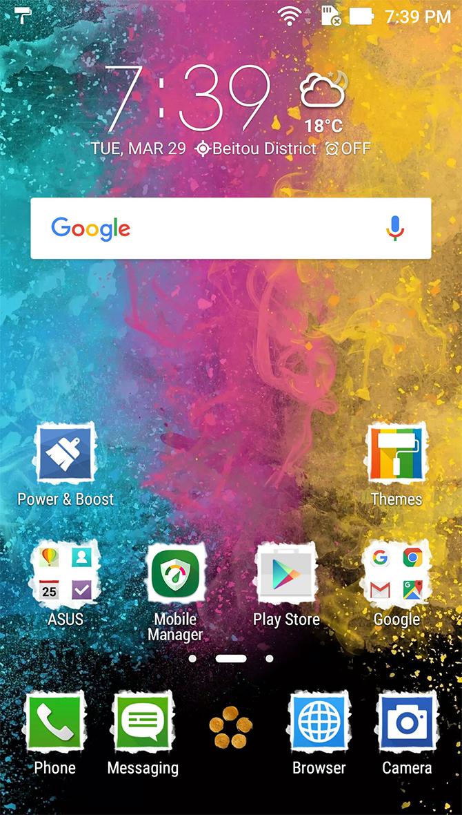 Zenfone 3 Laser Zc551kl Phone Asus Indonesia Garansi Resmi