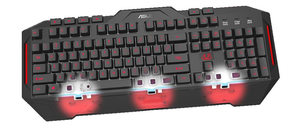 Cerberus Keyboard Mkii Keyboards Amp Mice Asus Global