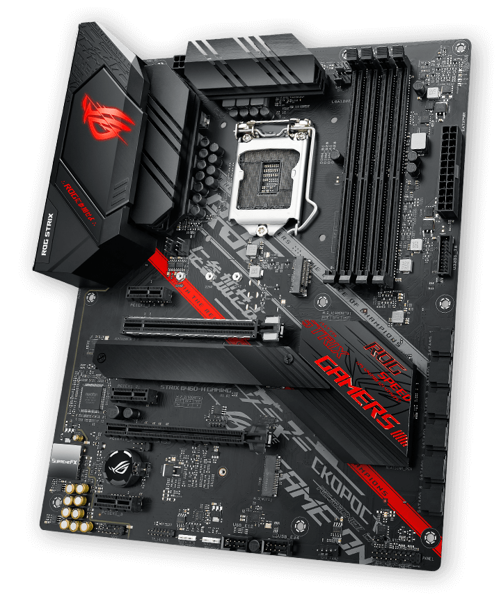 ROG STRIX B460-H GAMING | Motherboards | ASUS Global