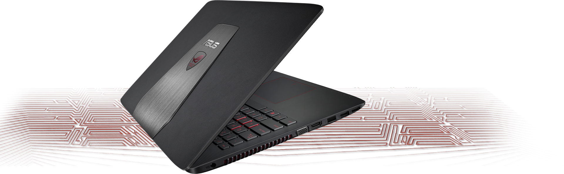 Driver for ASUS GL552JX Intel WLAN