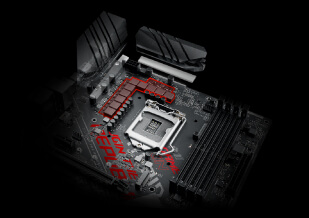 VRM Heatsink & Thermal Pad