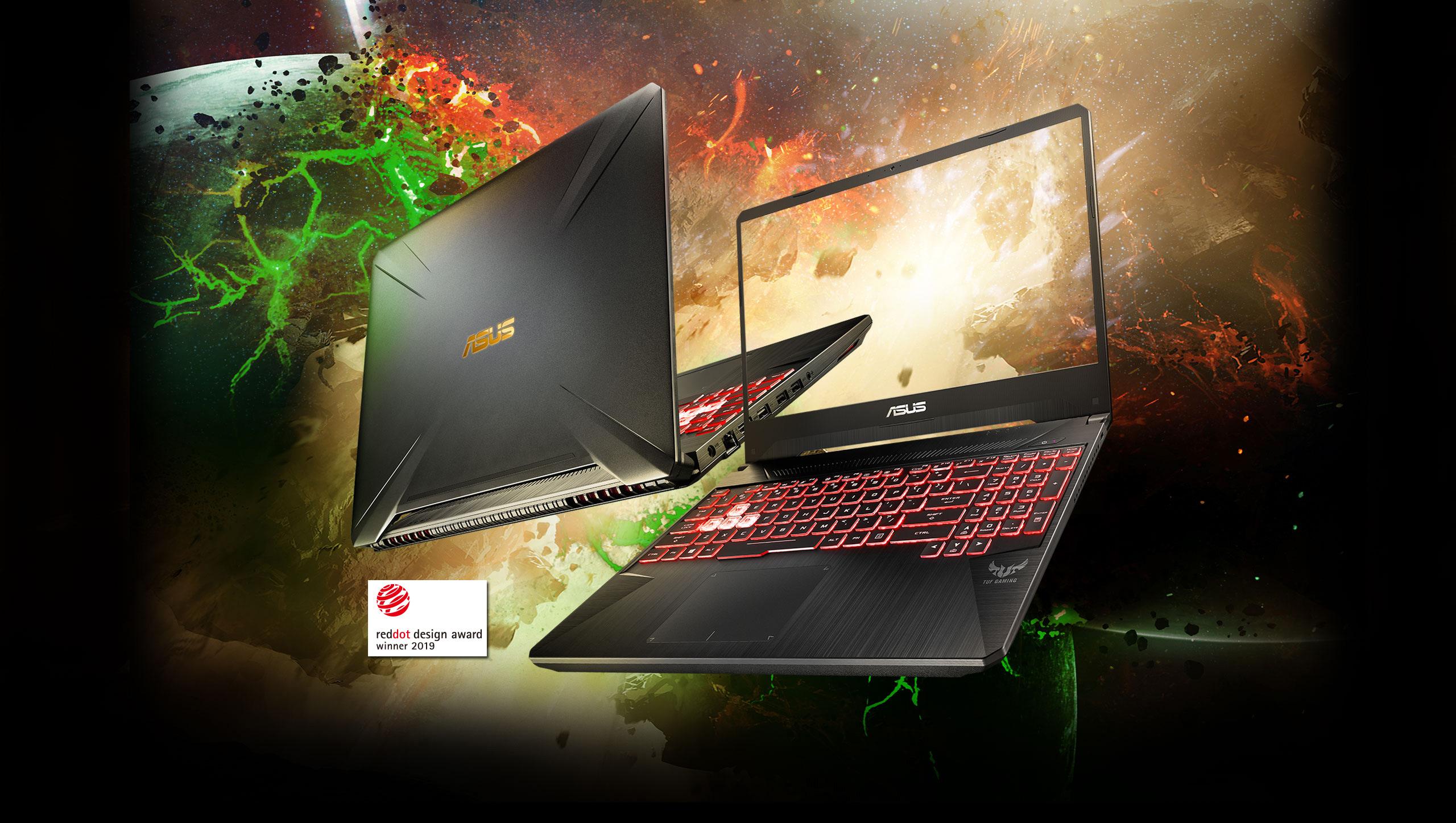 ASUS TUF FX505DT Ryzen 7 GTX 1650 Gaming Laptop