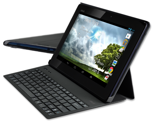 0425a9e4e85 Set it up for comfortable typing or video watching, as it takes up little  space and attaches to your tablet with a magnetic snap – no awkward straps  or ...