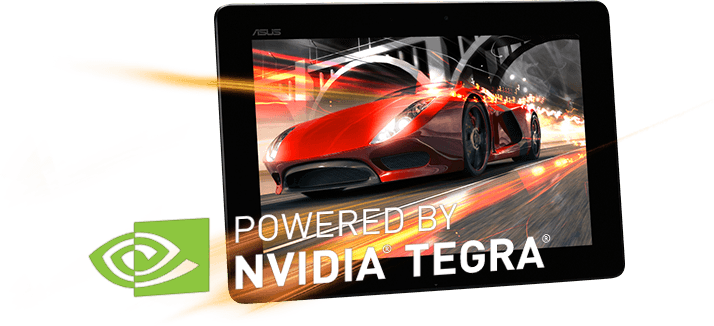 Equipped with NVIDIA Tegra3 Quad Core CPU, easily enable blazing speed in 3D graphics and full HD video playback.