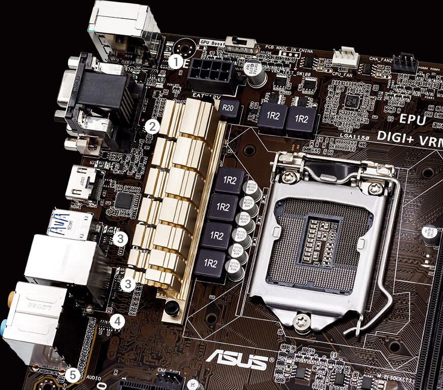 Driver for ASUS H97I-PLUS