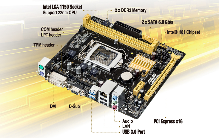 ASUS H81M-R Intel Graphics Windows 8 X64