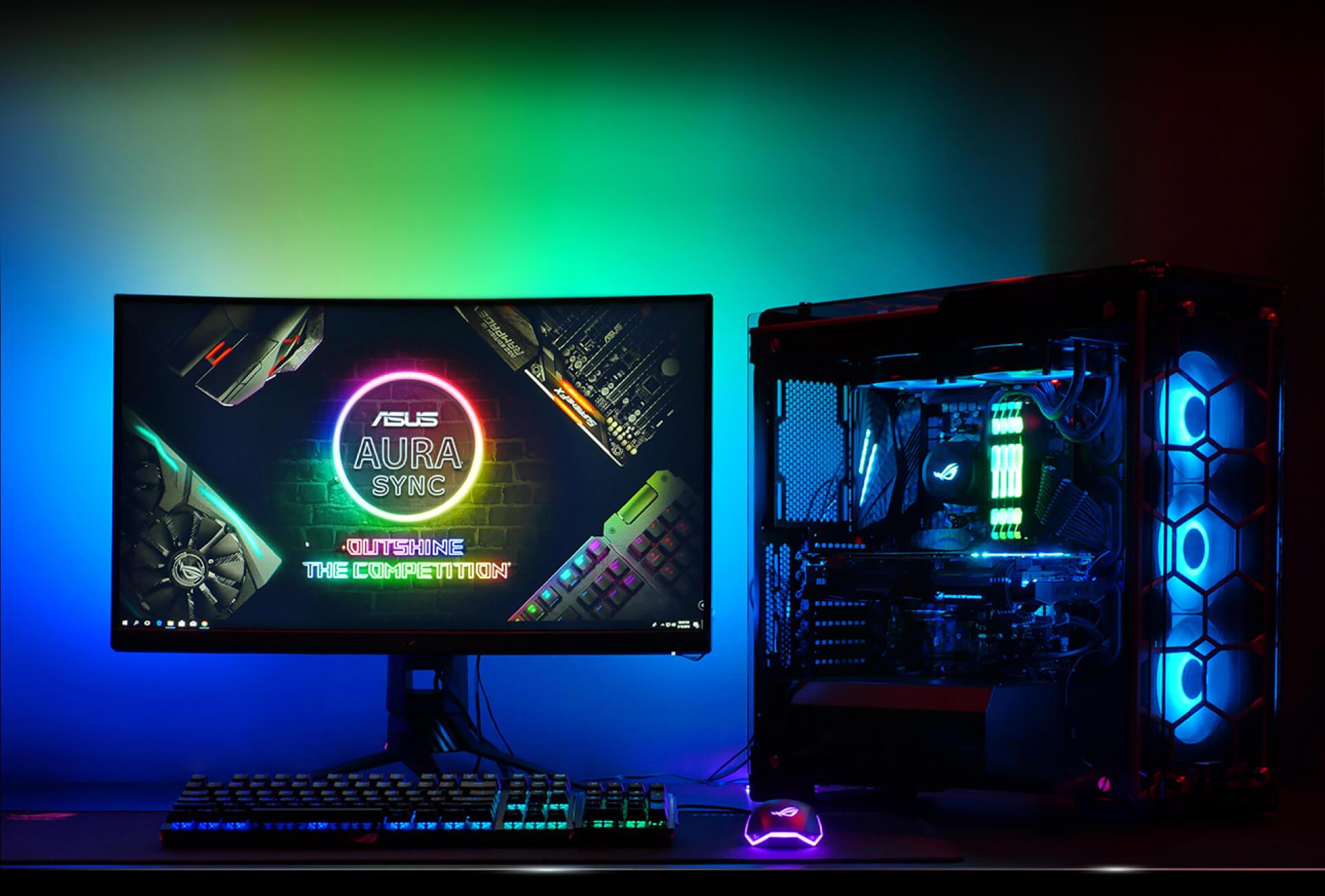 Adressierbarer RGB-Controller   ASUS